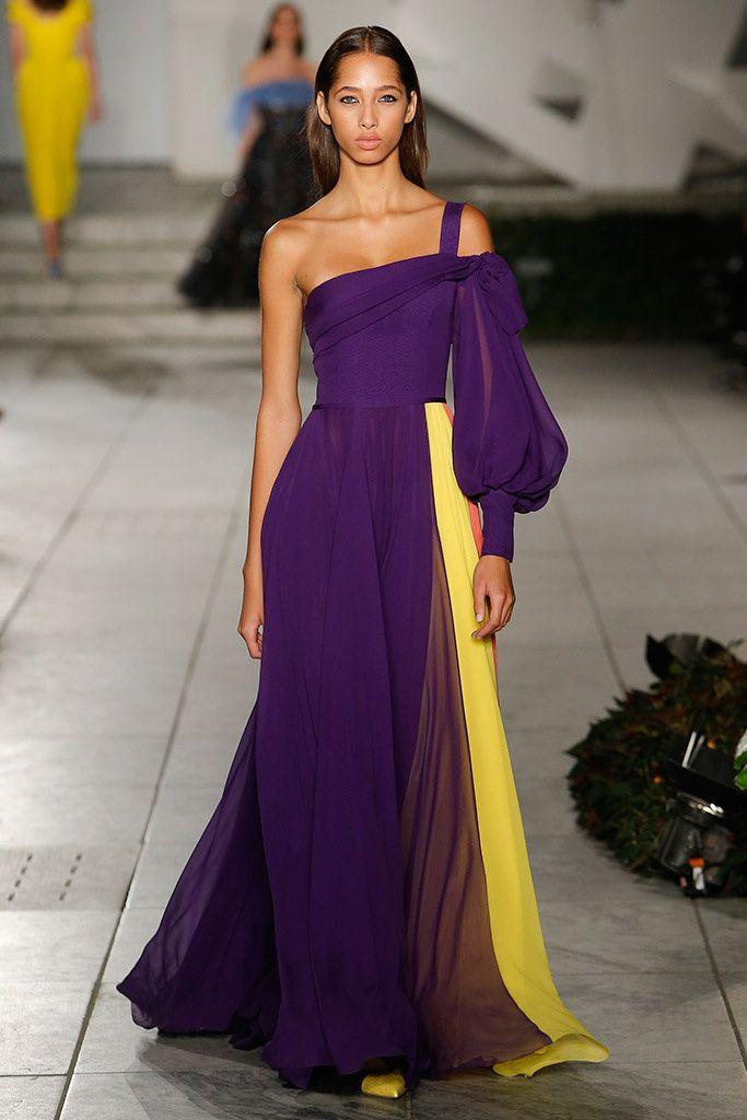 C mo llevar el violeta el color de moda de 2018 hogarmania - Que colores combinan con el lila ...