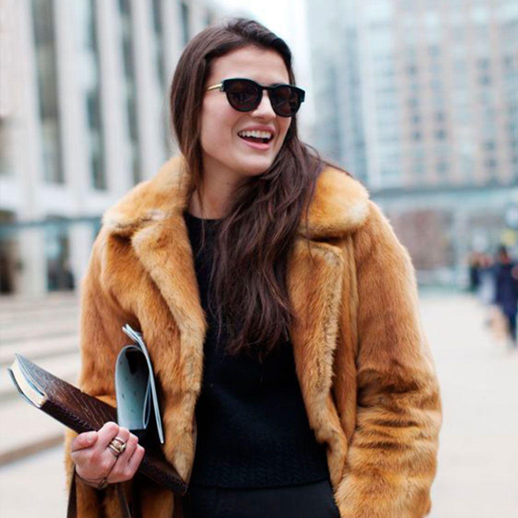 moda rebajas abrigo