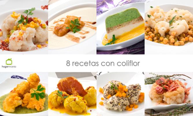8 Recetas Con Coliflor Karlos Arguiñano
