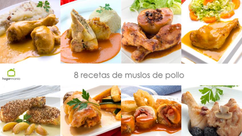 8 recetas de muslo de pollo - Karlos Arguiñano
