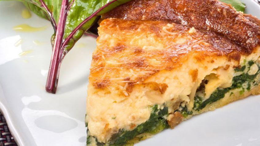 Recetas De Tartas Saladas Y Quichés