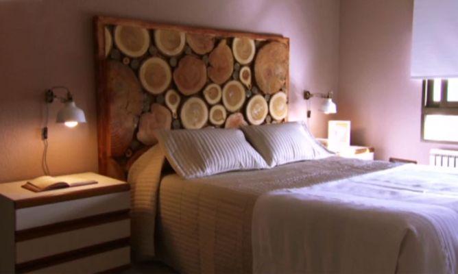 Decorar dormitorio r stico con ba o hogarmania - Decorar bano rustico ...