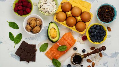 dieta para un estudiante de secundaria