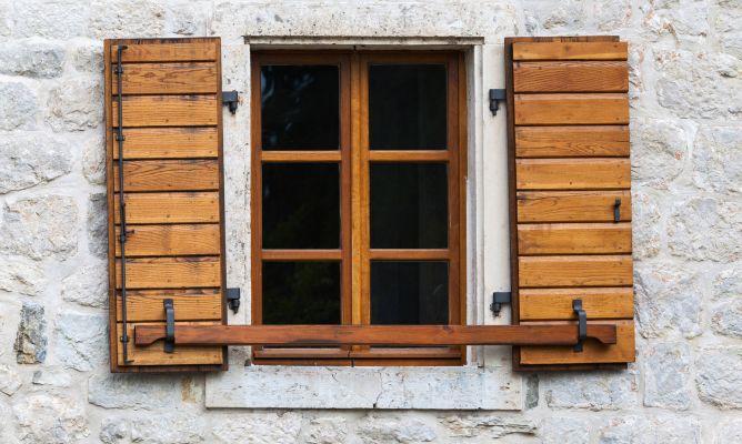 Sustituir cristal simple por cristal doble en una ventana - Hacer una ventana de madera ...