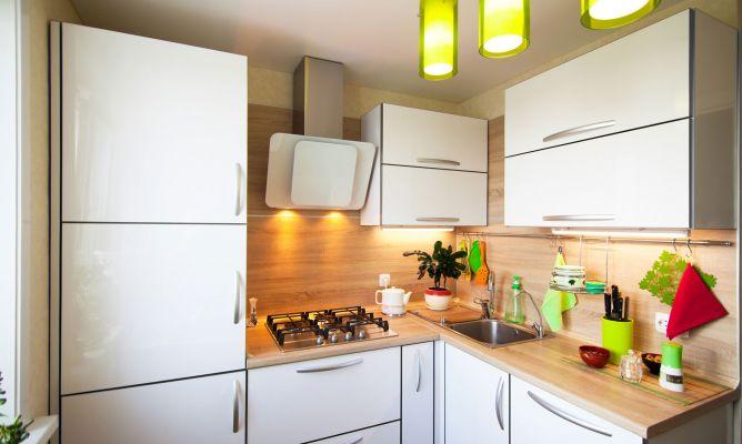 C mo decorar una cocina peque a hogarmania for Como decorar una cocina pequena