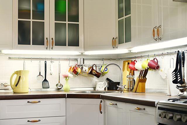 Cómo decorar una cocina pequeña - Hogarmania