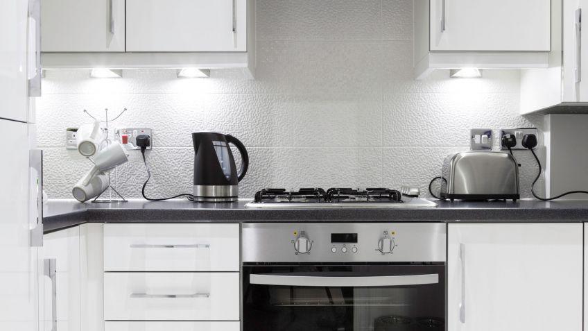 trucos para cocinas pequeas - Cocinas Pequeas