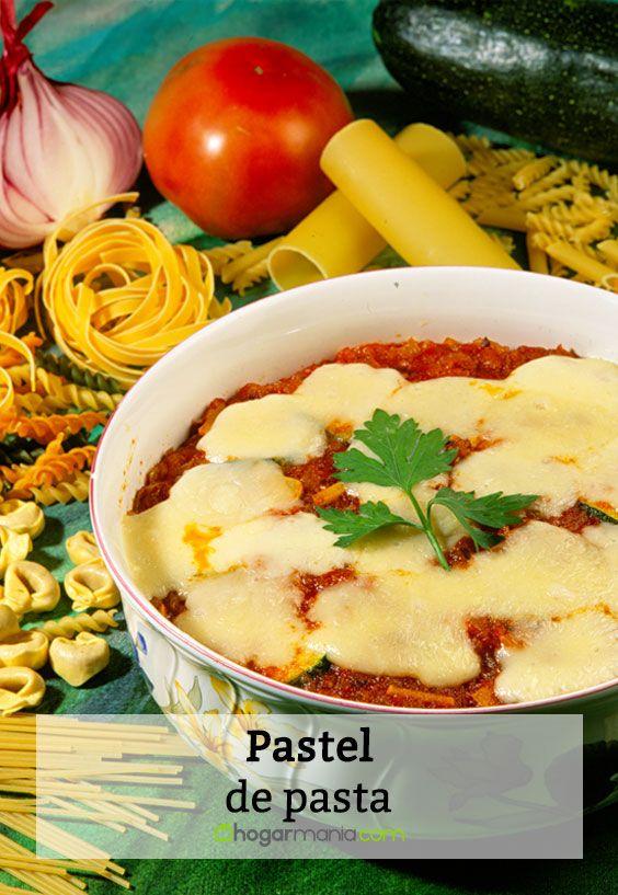 Pastel de pasta