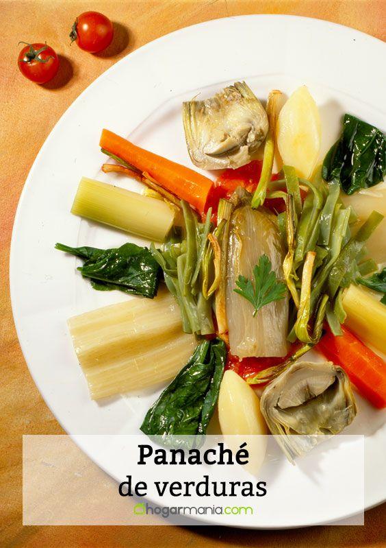 Panaché de verduras variado