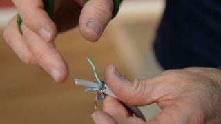 Cómo instalar un cable de red Ethernet
