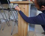Reparar superficie de madera