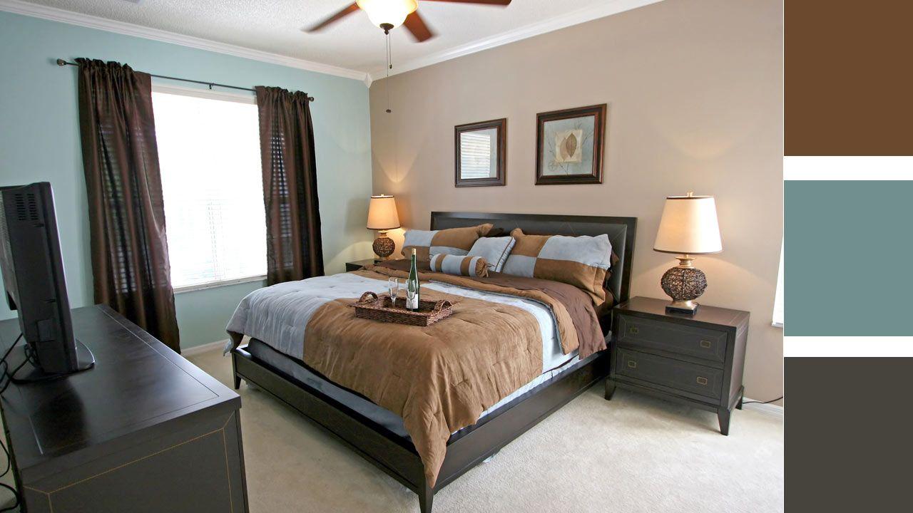 Ejemplos de inspiraci n para combinar colores en el for Programa para decorar habitaciones online