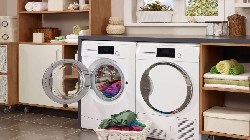 Ideas para decorar un cuarto de lavado - Hogarmania