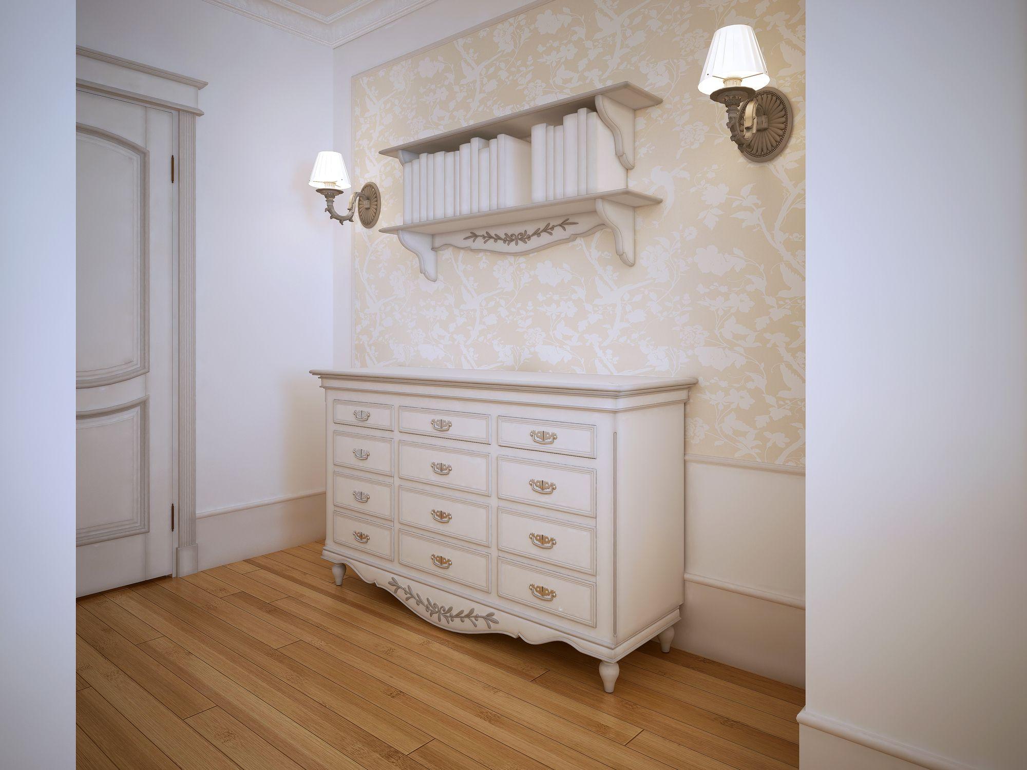 Muebles de estilo franc s hogarmania for Muebles estilo frances online