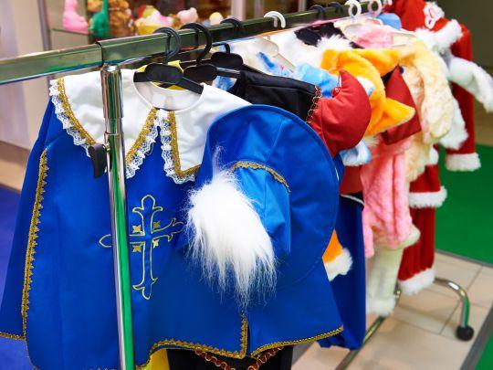 Ideas para organizar una fiesta de disfraces con niños