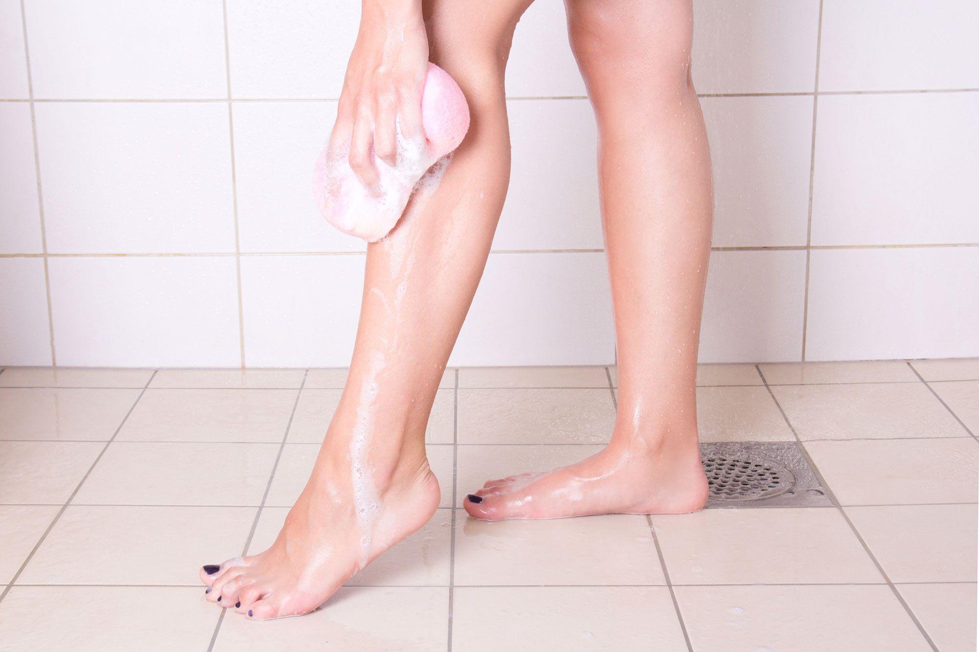 hidratación piernas