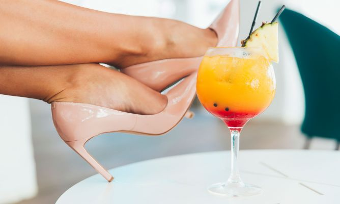 72be23109e Qué zapatos estilizan según tus piernas - Hogarmania