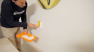 Eliminar manchas en la pared