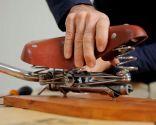 Reutilizar manillar y sillín de bicicleta