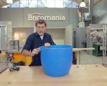 Cómo hacer una maceta con un bidón