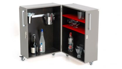 Maleta mini-bar