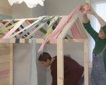 Dormitorio infantil con toques nórdicos