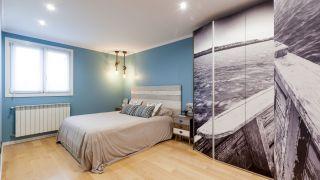 decorar dormitorio moderno estilo marinero