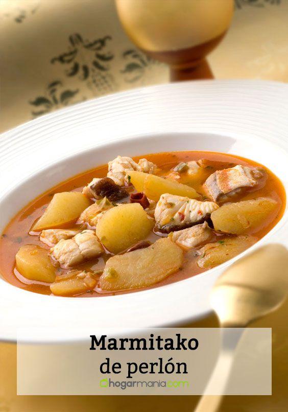 Marmitako de perlón