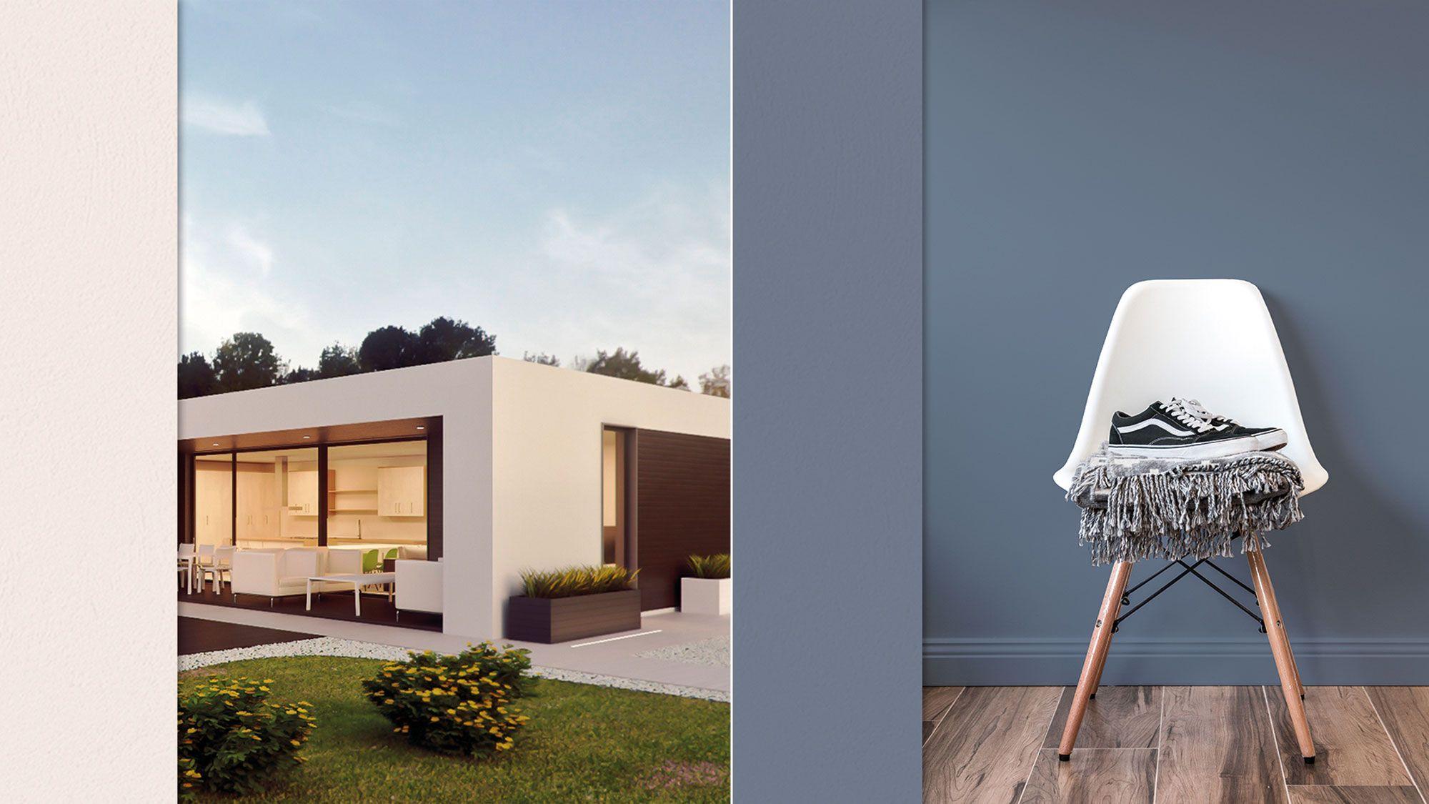 Pintura ecológica para interior y exterior