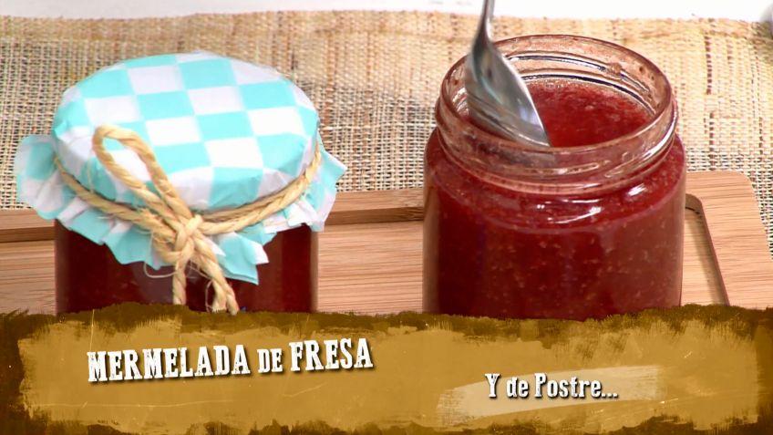 Receta de Mermelada de fresa - Joseba Arguiñano - Cocina Abierta