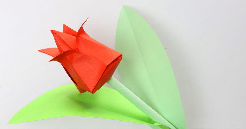 Ideas para hacer flores de papel Hogarmania