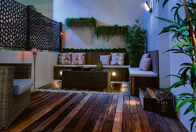 Ideas Para Decorar Una Terraza Urbana Hogarmania