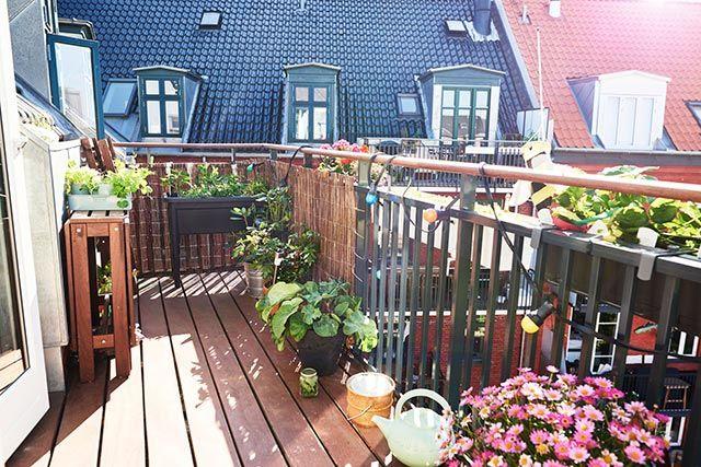Ideas para terrazas urbanas