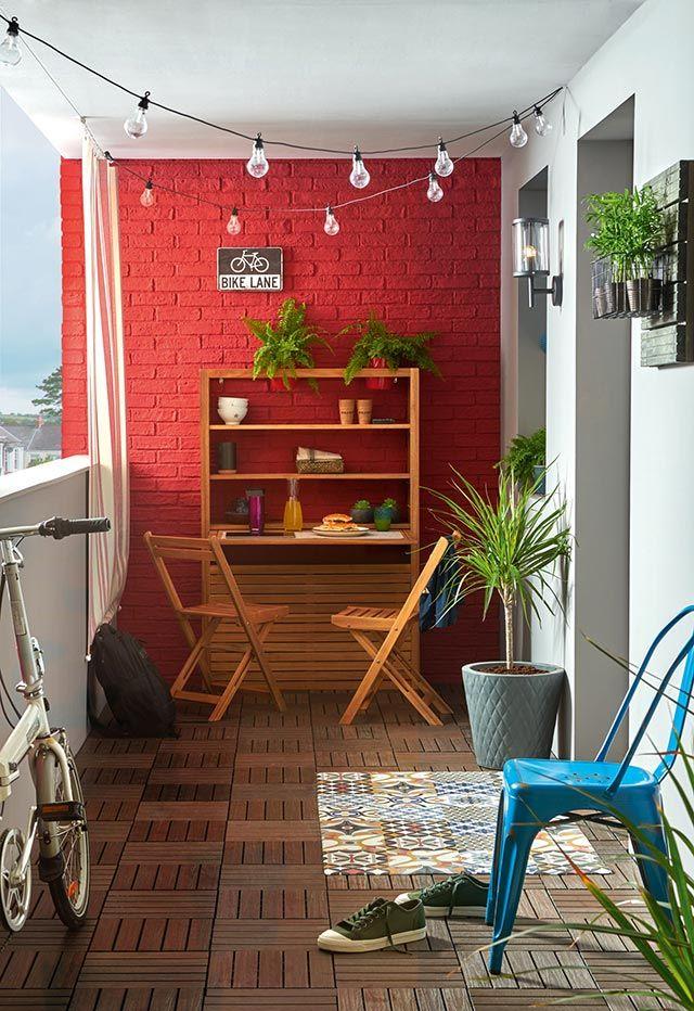 Ideas para decorar terrazas urbanas