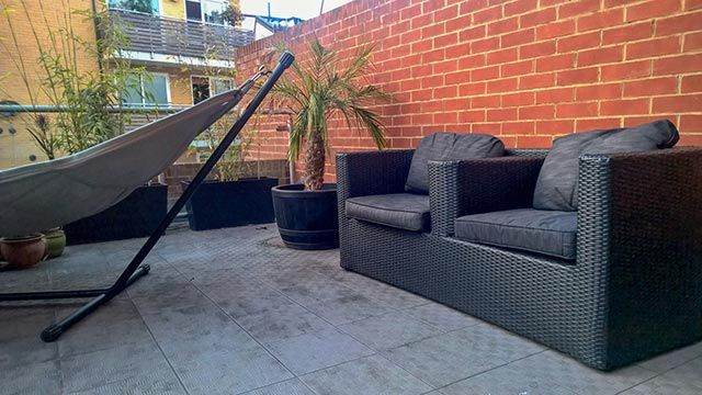 Ideas para decorar una terraza urbana
