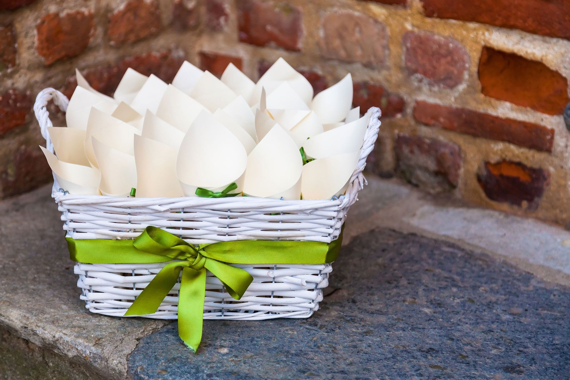Ideas para presentar el arroz en una boda