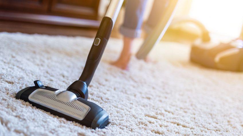 Cómo limpiar las alfombras - Hogarmania