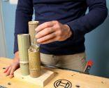 Cómo hacer un jarrón de bambú - Paso 6