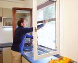 Cómo fijar una mosquitera a la ventana - Paso 6