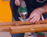 Cómo hacer un sillón provenzal con un cabecero
