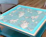 mesa mapamundi - paso 7