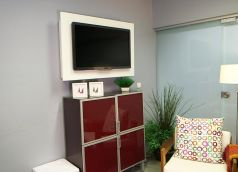 Mueble bar para TV