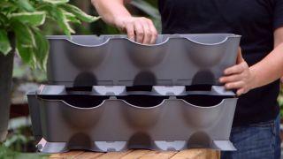 Kit para crear un jardín vertical