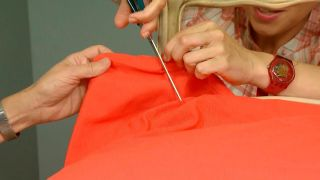 Cómo tapizar una silla - Paso 4