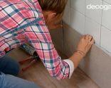 revestir azulejos cocina con losetas - paso 3