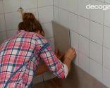 revestir azulejos con losetas - paso 4