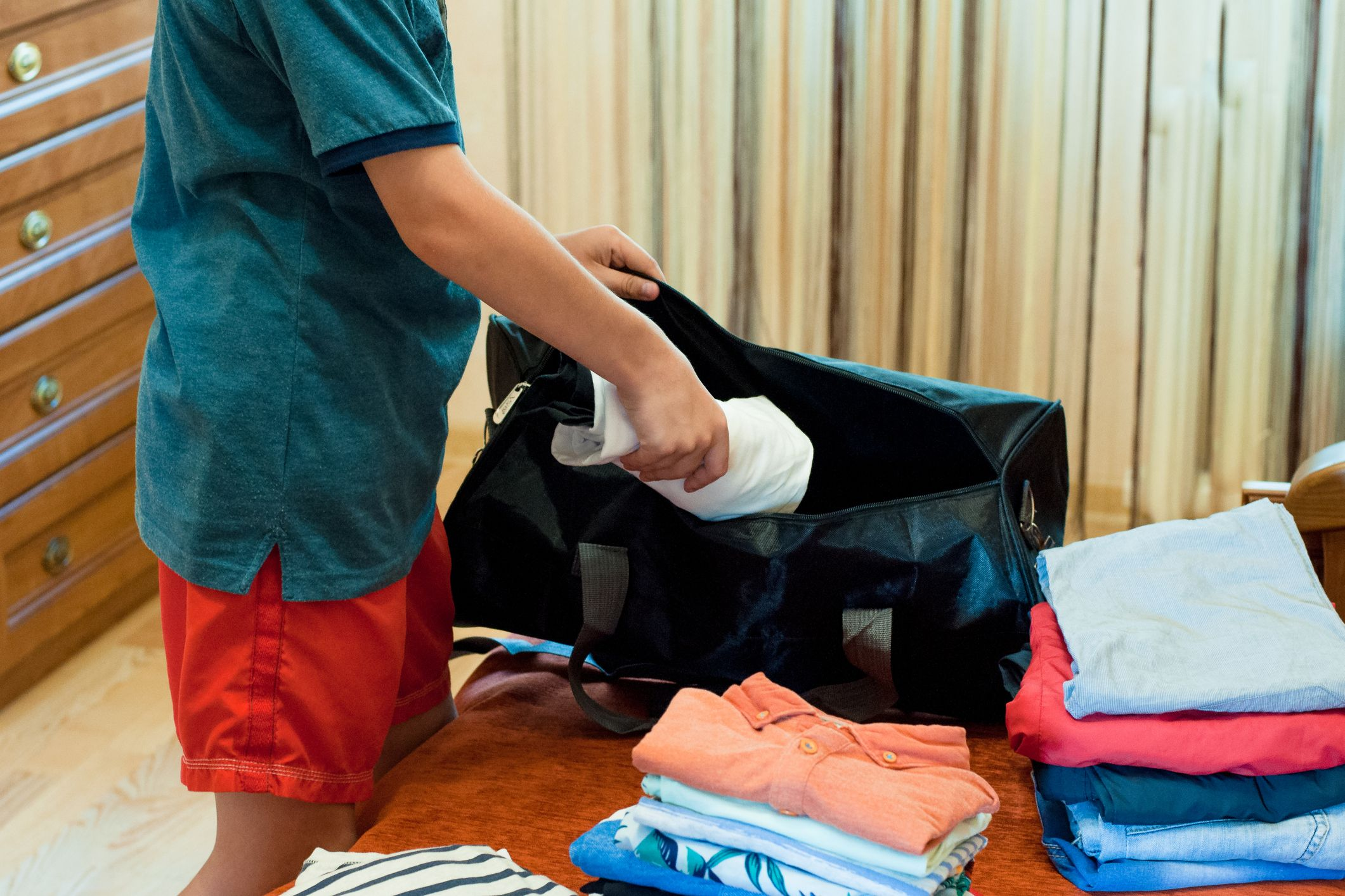 5 Consejos para hacer la mochila de campamento