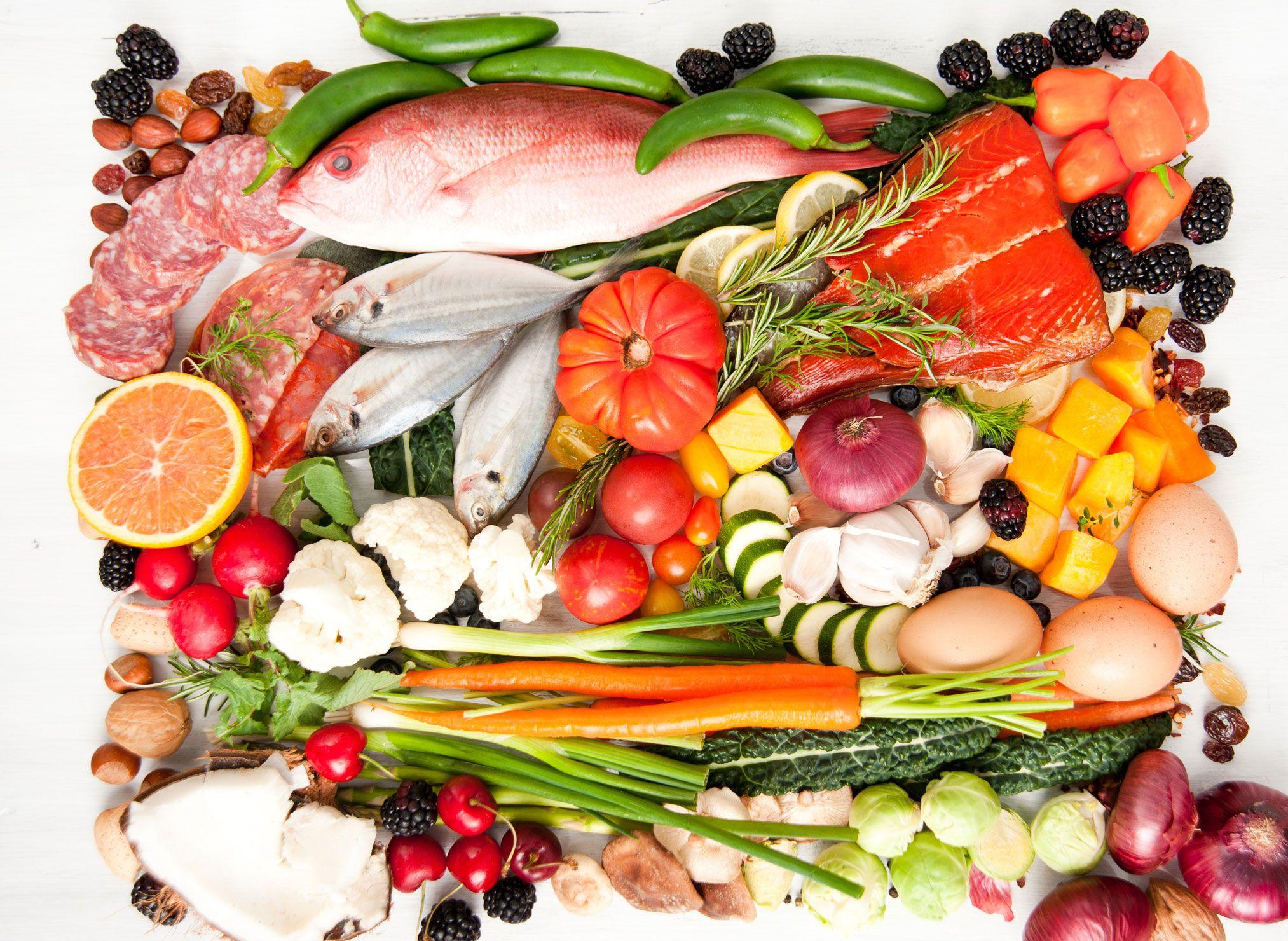 Beneficios para la salud de la dieta paleo