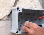 Cómo instalar un prensaestopas - Paso 5