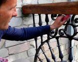 Cómo reparar una pieza de forja - Paso 1